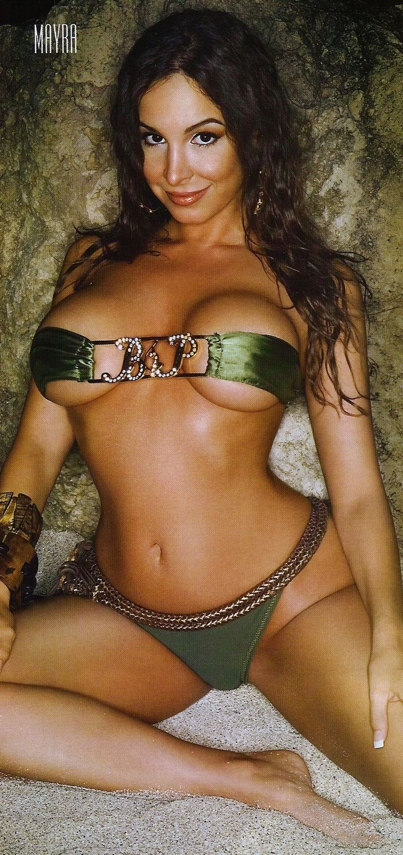 Mayra veronica en bikini interacial anal
