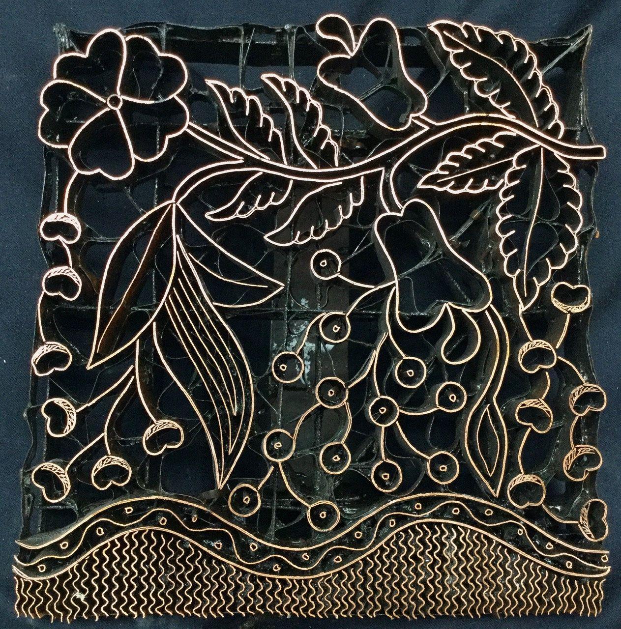 Desain Batik Mudah - Batik Indonesia