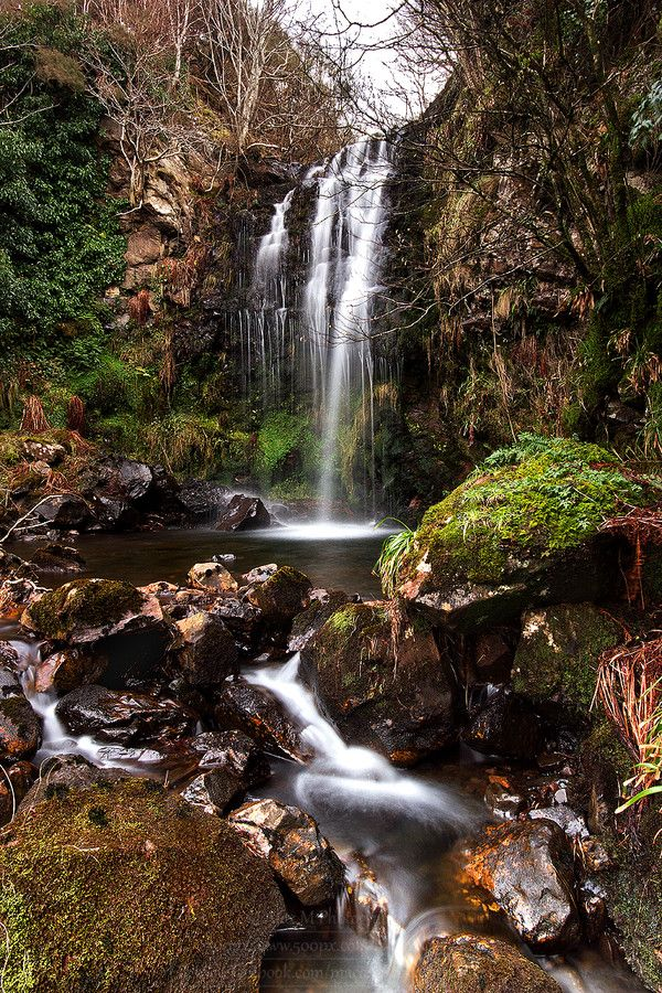 Amer Waterfall. by Alexander Macaskill on 500px
