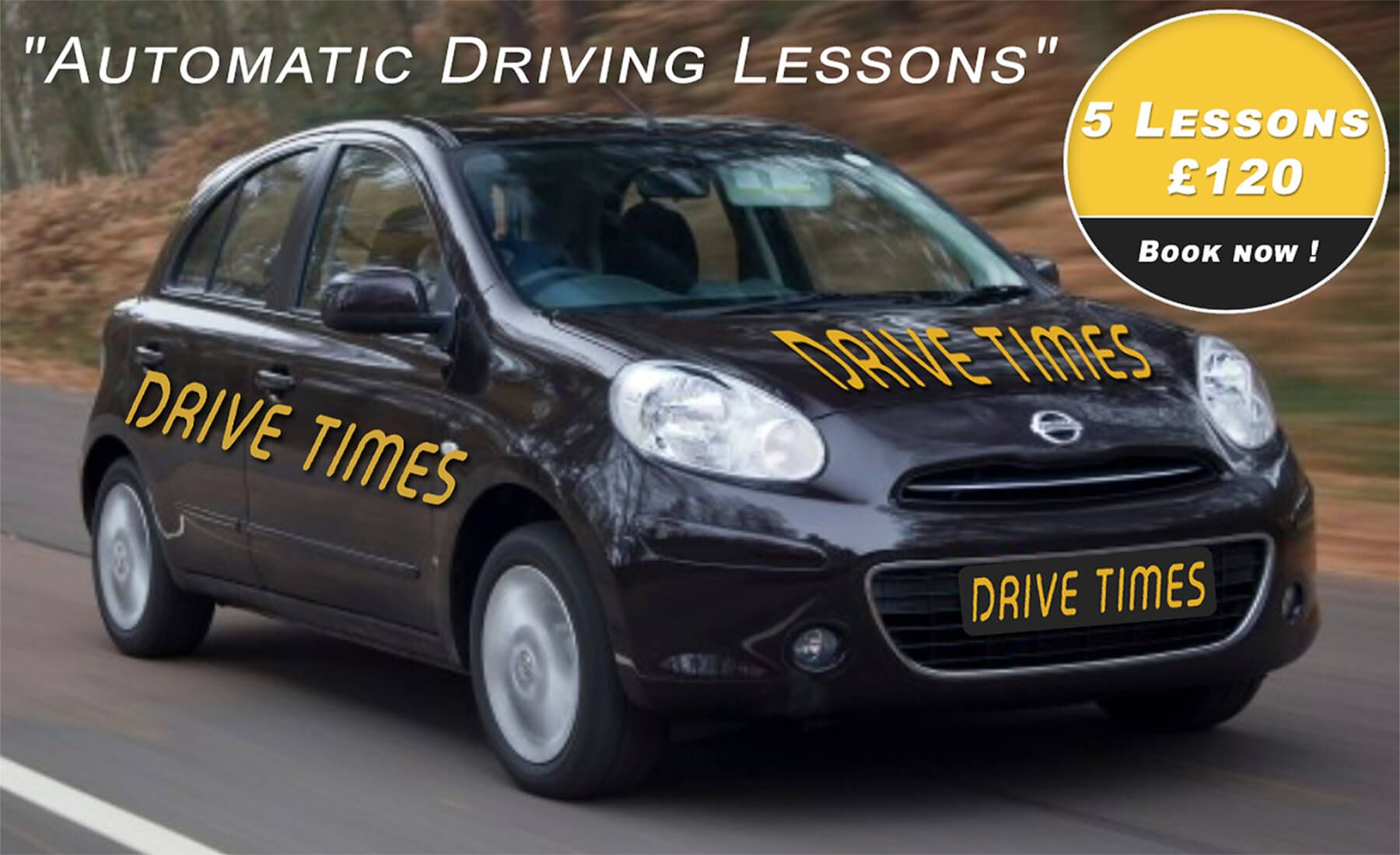 driving lessons palmers green We are a rapidly growing driving school, due to our high advertising spend and our online presence, we have plenty of work and opportunities for ADI's and PDI's.  http://www.drive-times.com