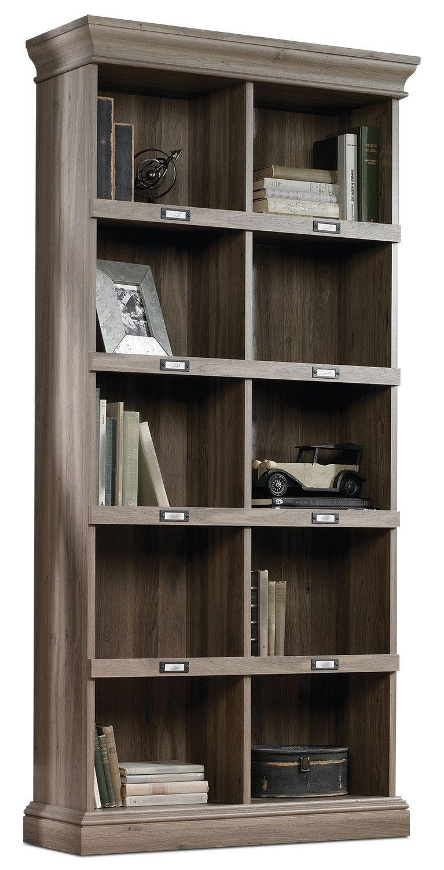 Barrister Lane Tall Bookcase Salt Oak