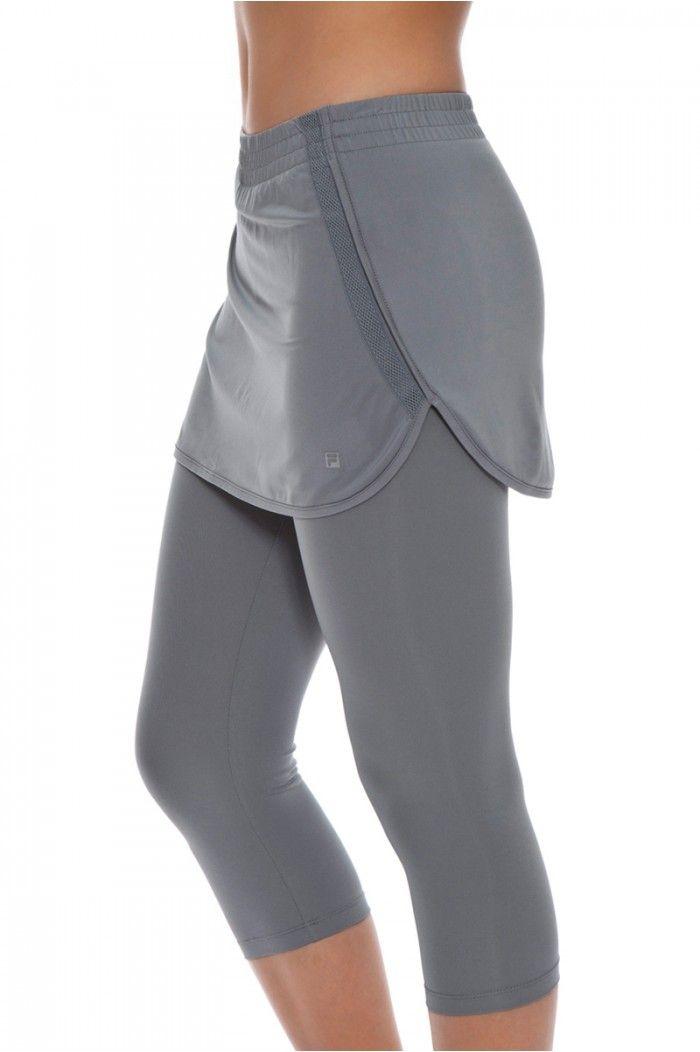 035210669223d8 Fila Net Set Tennis Skirt Capri - TW161MY5 | Tennis fashion | Womens ...