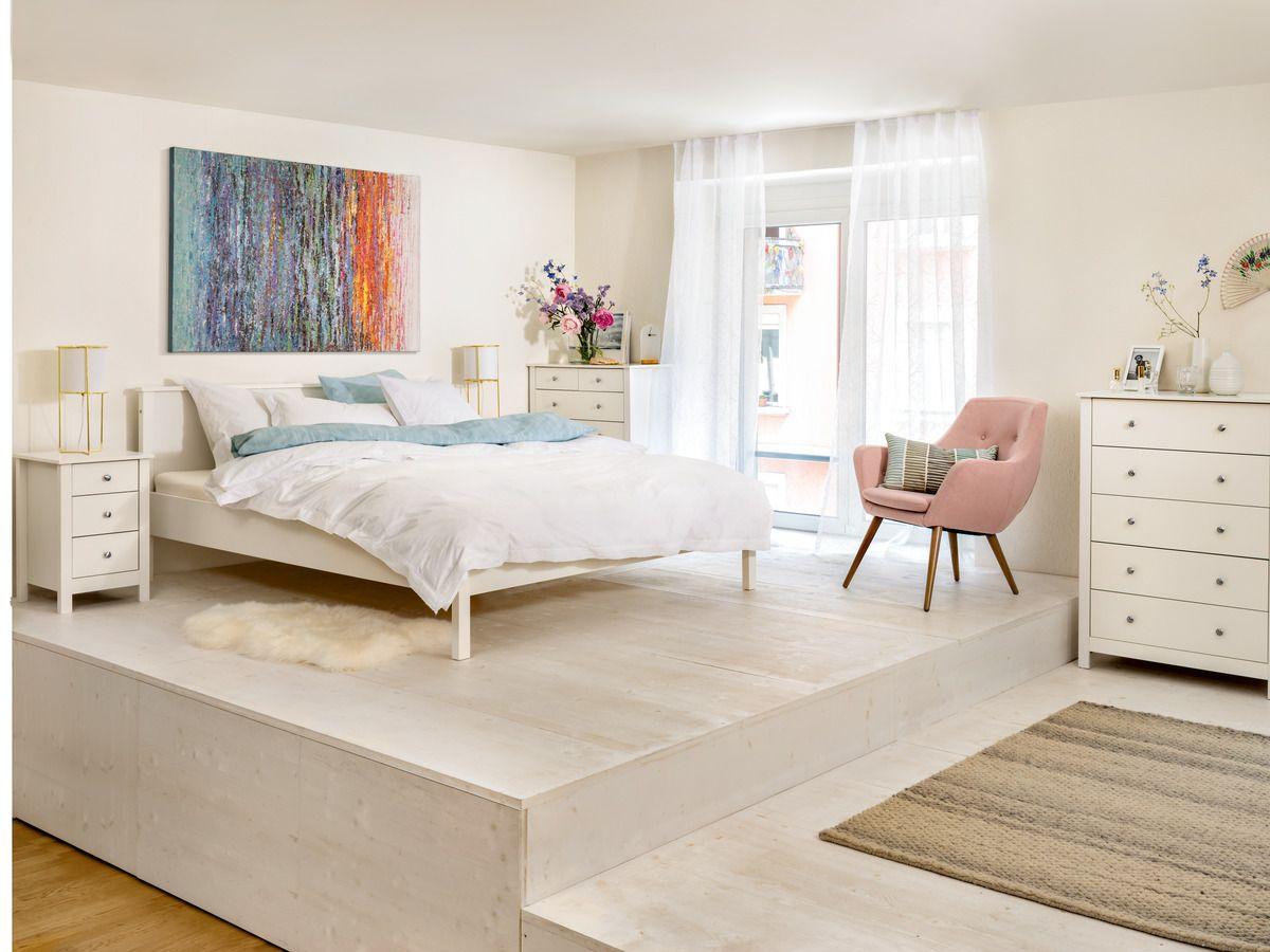 Panthel Schlafzimmer ~ Hemnes bettgestell im schlafzimmer home bedroom