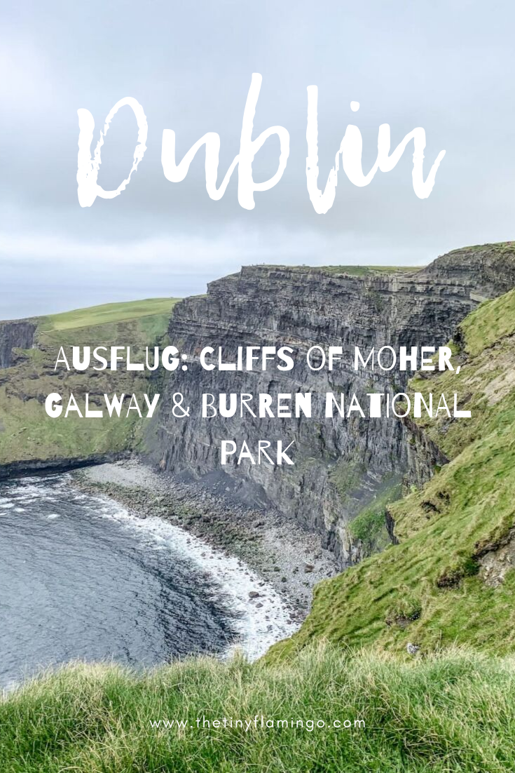 Ausflug ab Dublin: Cliffs of Moher, Galway & Burren National Park | thetinyflamingo