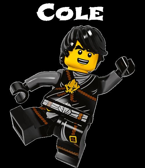 Cole Hence Png Lego Ninjago Lego Legoland