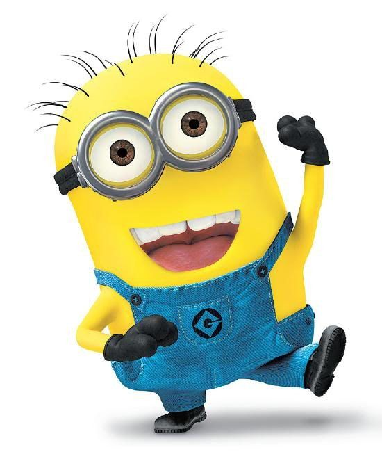 Great Despicable Me Minion t-shirt fabric IRON ON transfer •  www.shivohamyoga.nl   om  fun  happy  minions  love • de513d9a2013b