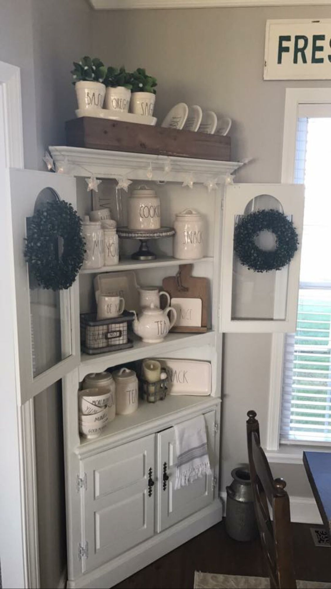 For The Corner In Dining Room
