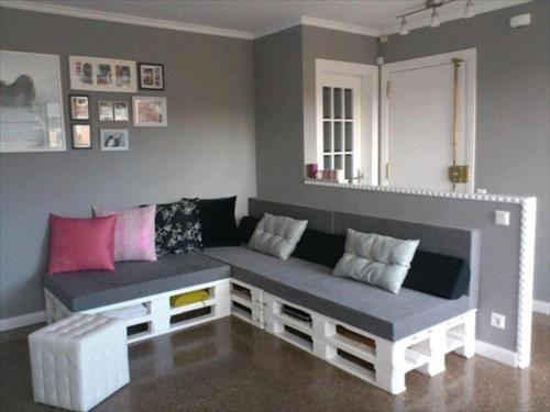luxuriöse und komfortable outdoor paletten sofas (mit