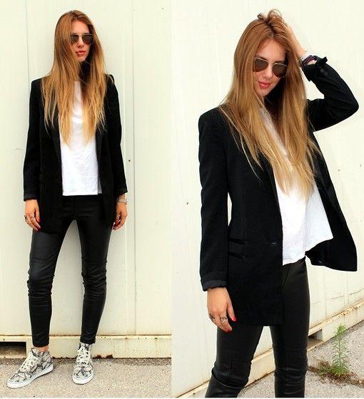 Zara Blazer, All Other Items On My Blog