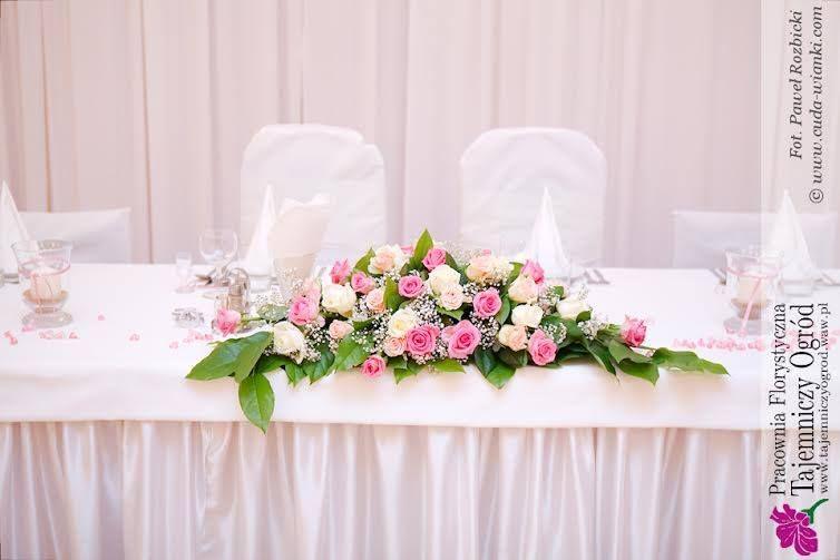 Znalezione Obrazy Dla Zapytania Kwiaty Na Stol Pary Mlodej Table Decorations Decor Home Decor