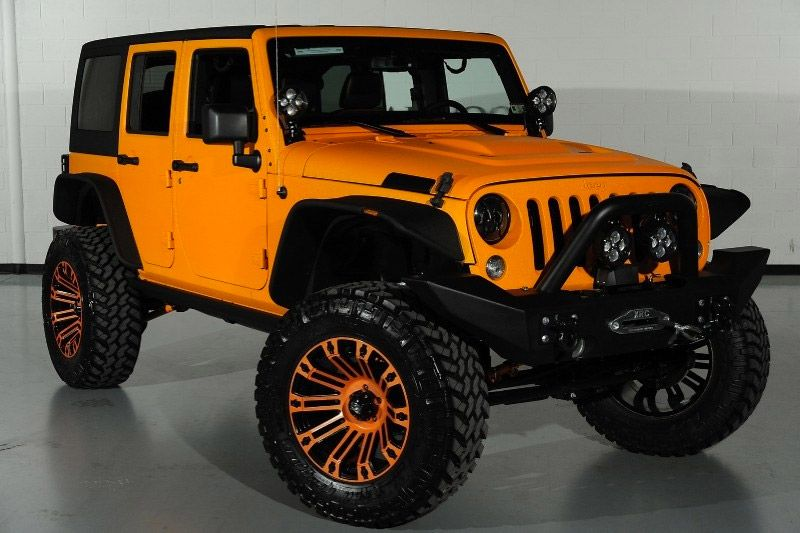 Starwood Motors Jeep Wrangler Unlimited Lifted Jeep Wrangler Lifted Jeep Jeep Wrangler