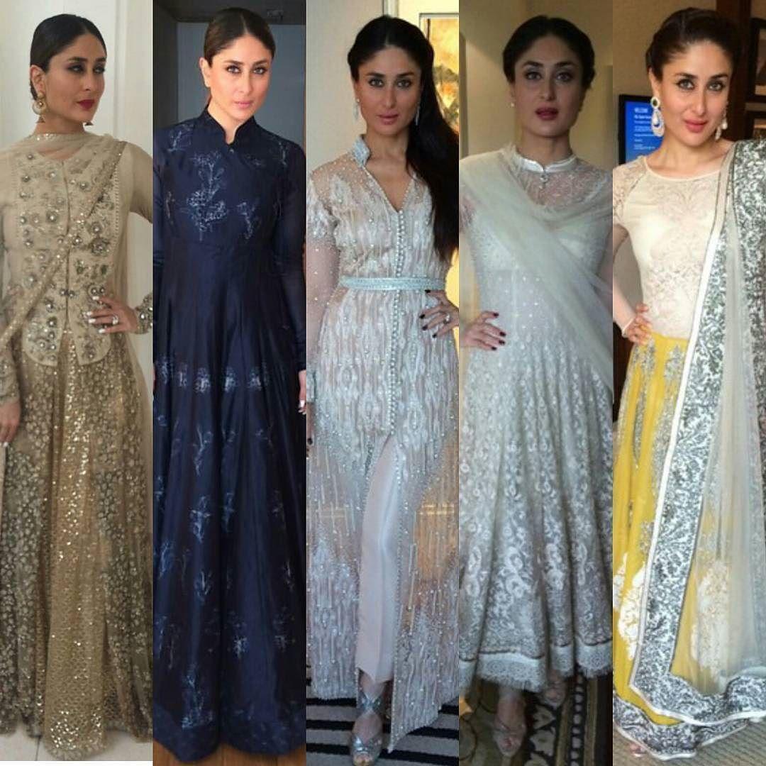 Kareena Kapoor Khan looks in traditional wear. @BOLLYWOODREPORT ...