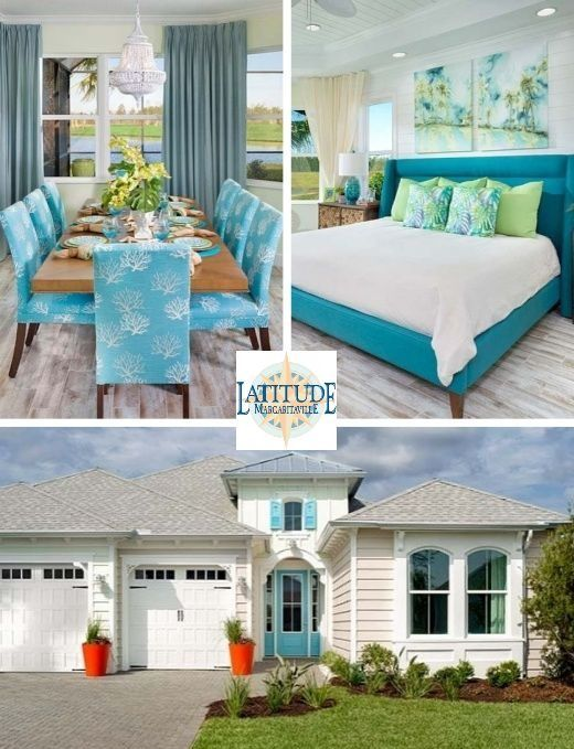 Margaritaville Home Tour Coastal Design Beach Decor With Laude At Retirement Communities Featured On Completely
