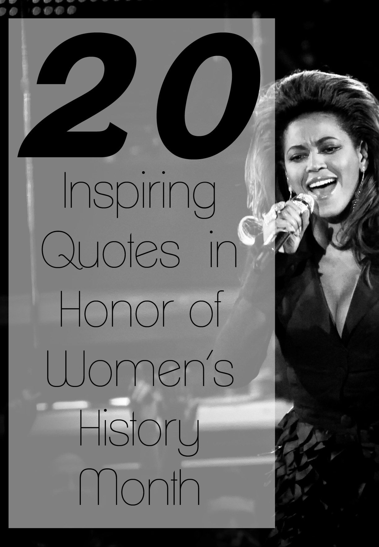 Black History Month Quotes 20 Inspiring Quotes From Some Role Modelworthy Women In Honor Of
