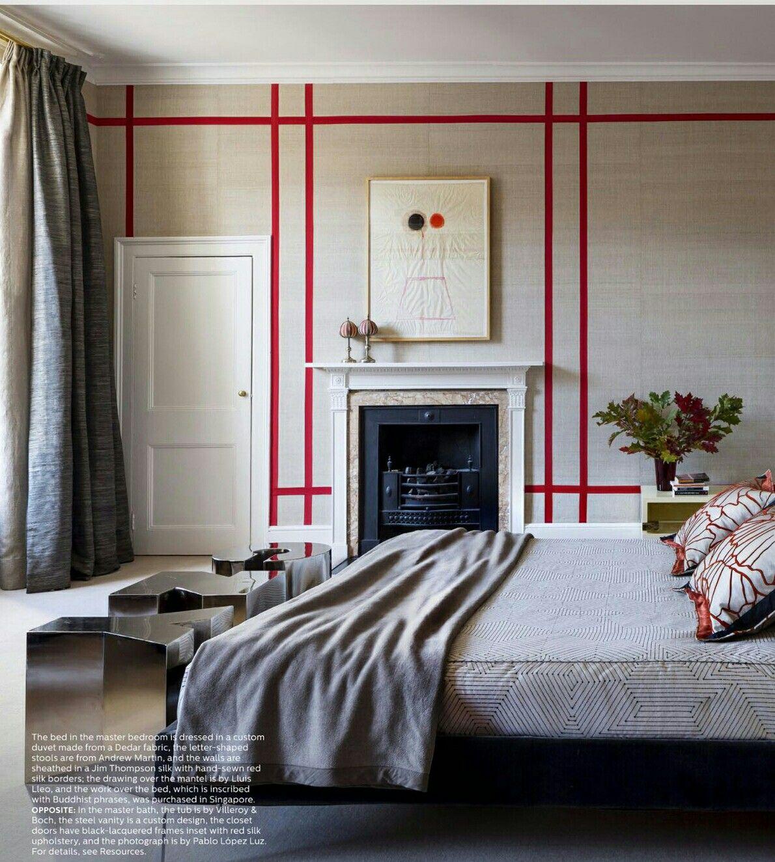 London Bedroom Accessories Elle Decor Bedroom Trendy Bedroom Lighting Master Bedroom Accessories: Elle Decor Interior Design By Patricia Sanchiz Blanca