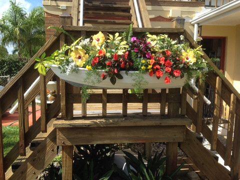 Black's Creek Dory – Mimi's Flower Boats