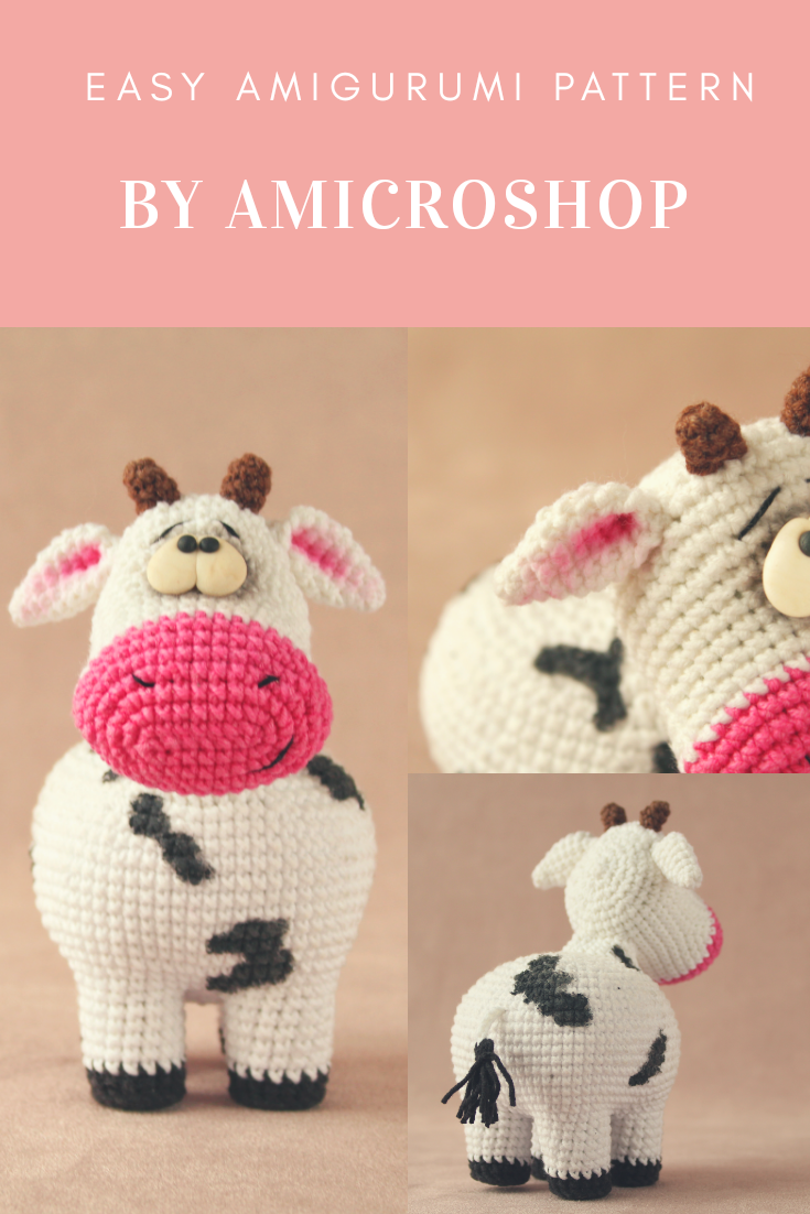19 Beginner Amigurumi Patterns (Unbelievably Cute ... | 1102x735
