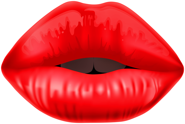Red Lips Png Clipart Clip Art Free Clip Art Lips