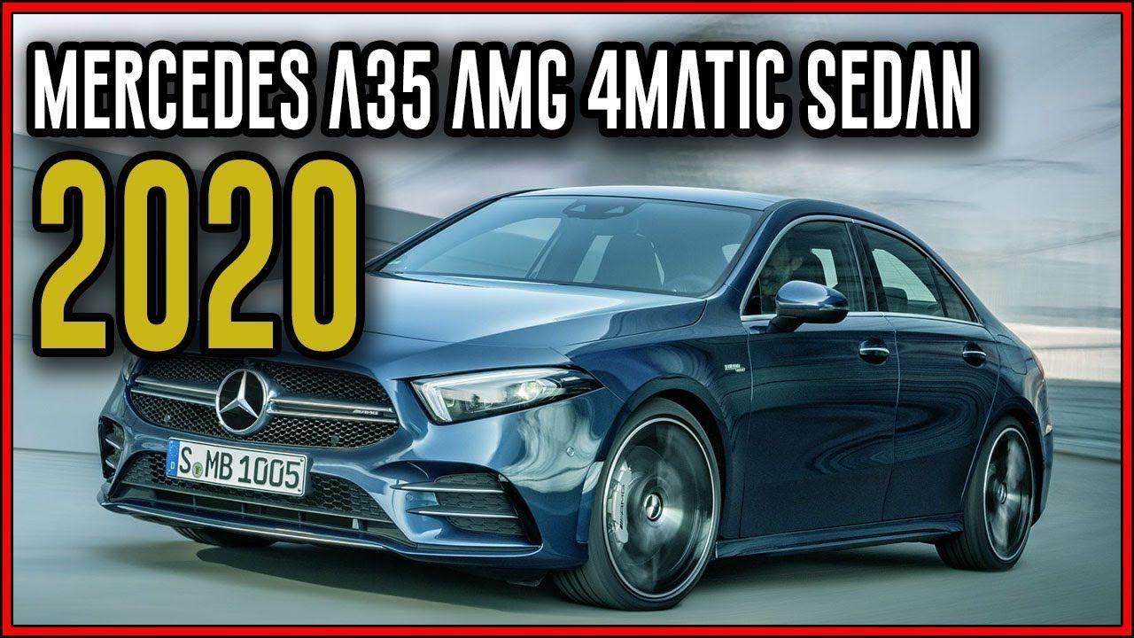 2020 Mercedes Benz A35 Amg 4matic Sedan Interior Exterior Review