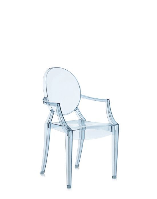 Kartell Lou Lou Ghost Small Armchair | Sillas/Chairs | Pinterest ...
