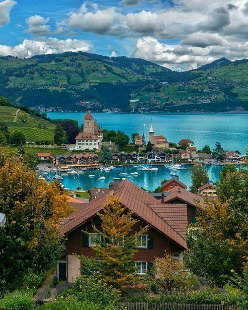 Lake Lugano, Switzerland | Places to travel, Beautiful places to visit,  Travel