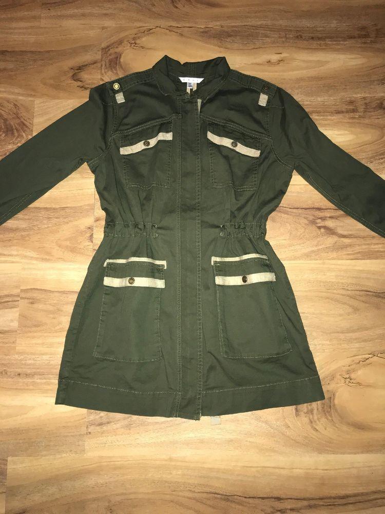 b8bf5924fe6 Cabi Womens Anorak Army Military Utility Pocket Jacket #fashion #clothing  #shoes #accessories #womensclothing #coatsjacketsvests (ebay link)