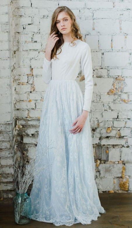 Cathy Telle Bridal   Emodi #tznius #modest   Modest (Tznius) Wedding ...