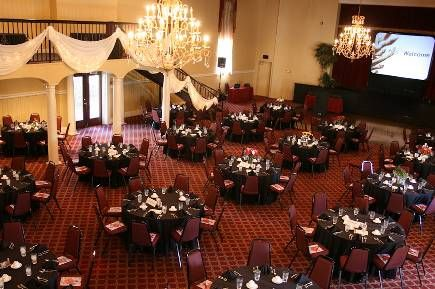 The gala ballroom at the old capitol inn jackson ms perfect for the gala ballroom at the old capitol inn jackson ms perfect for a fancy junglespirit Images