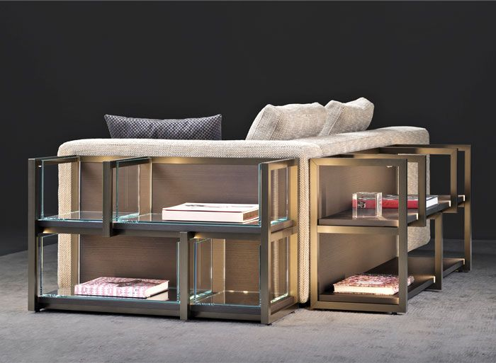 Natevo at International Furniture Salon in Milan - InteriorZine ... | furniture salon milan