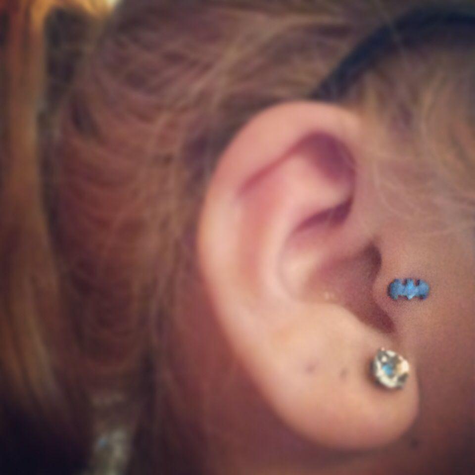 My Batman Tragus Earring