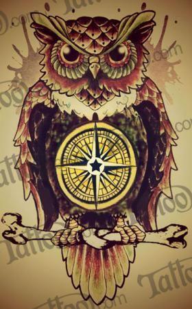 Pin By Katie Ferguson On Inked Owl Tattoo Owl Tattoo Chest Owl Tattoo Design