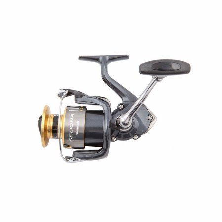 Shimano SEC5000FEC Sedona Spinning Compact Fishing Reel 5.2:1 Clam Package, Multicolor