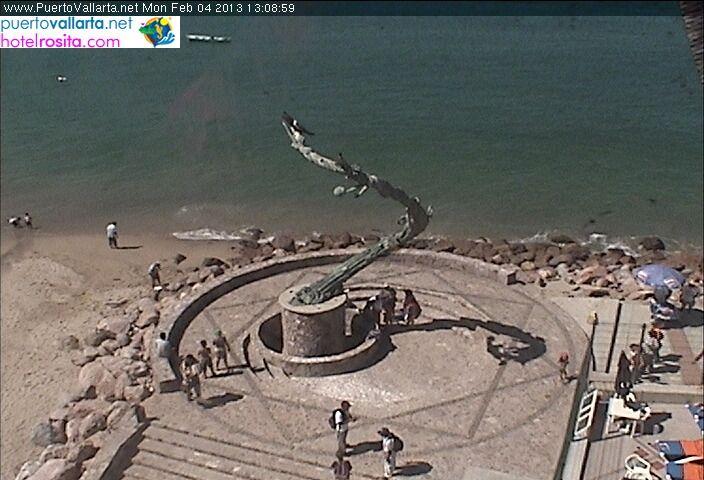 Puerto vallarta mexico webcam