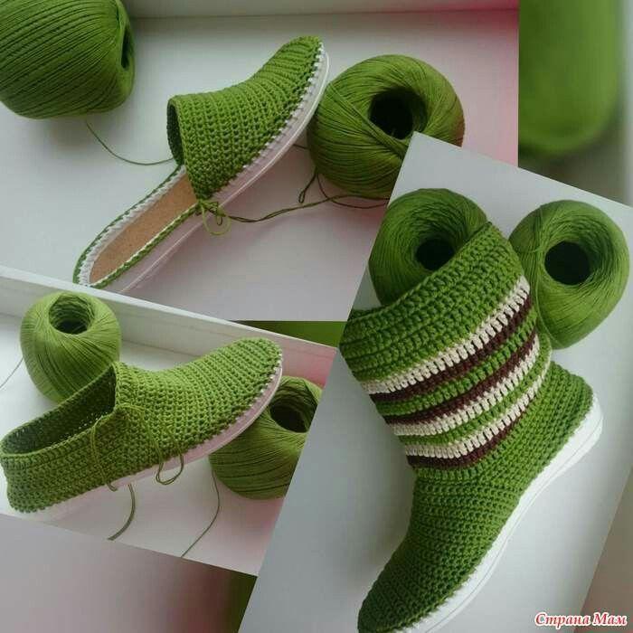 Jp Thibodeaux Used >> Zapatos crochet - MyKingList.com | Tejidos | Zapatos ...