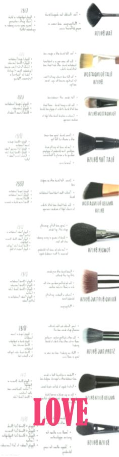 Photo of Make up brushes tip and use. A guide for beginner