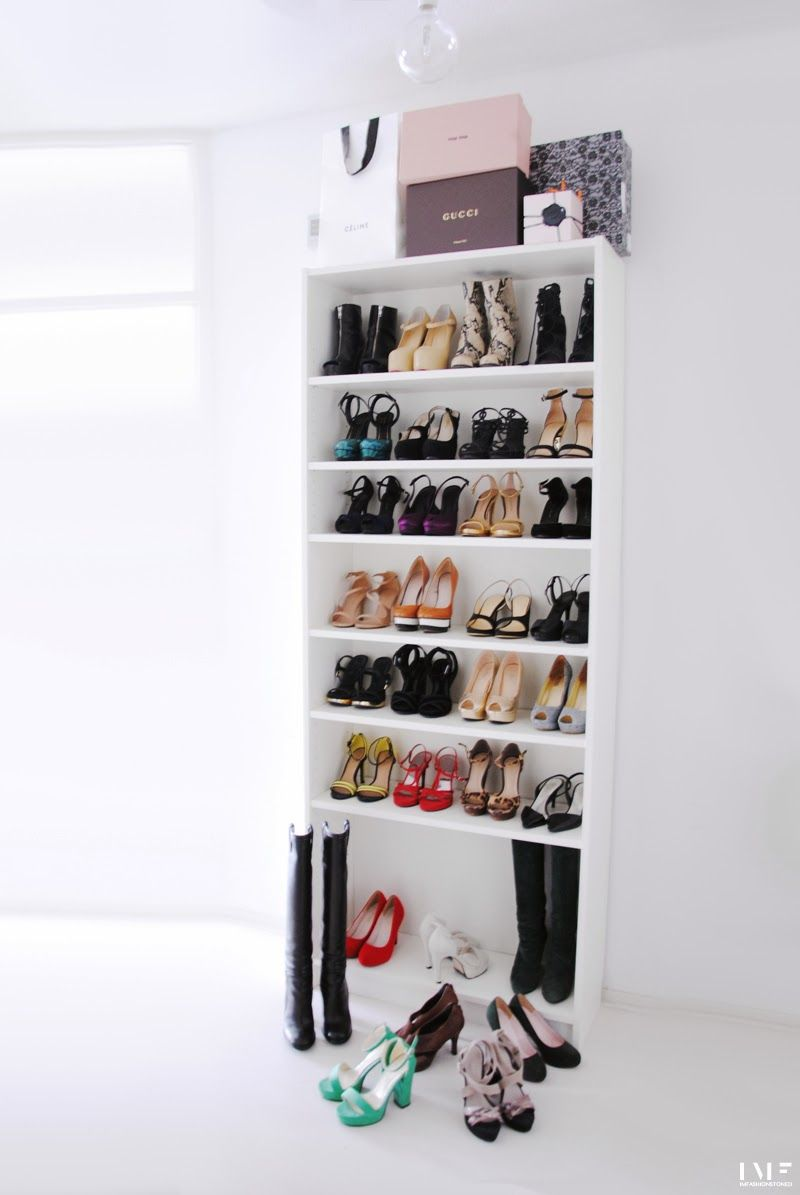 Purse And Shoe Closet