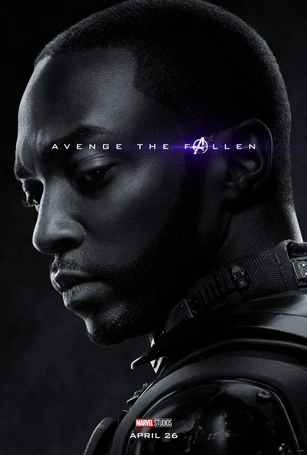 Avengers Endgame Character Posters Offer An Unexpected Face Comic