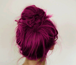 Radiant Orchid Hair Inspiration!!