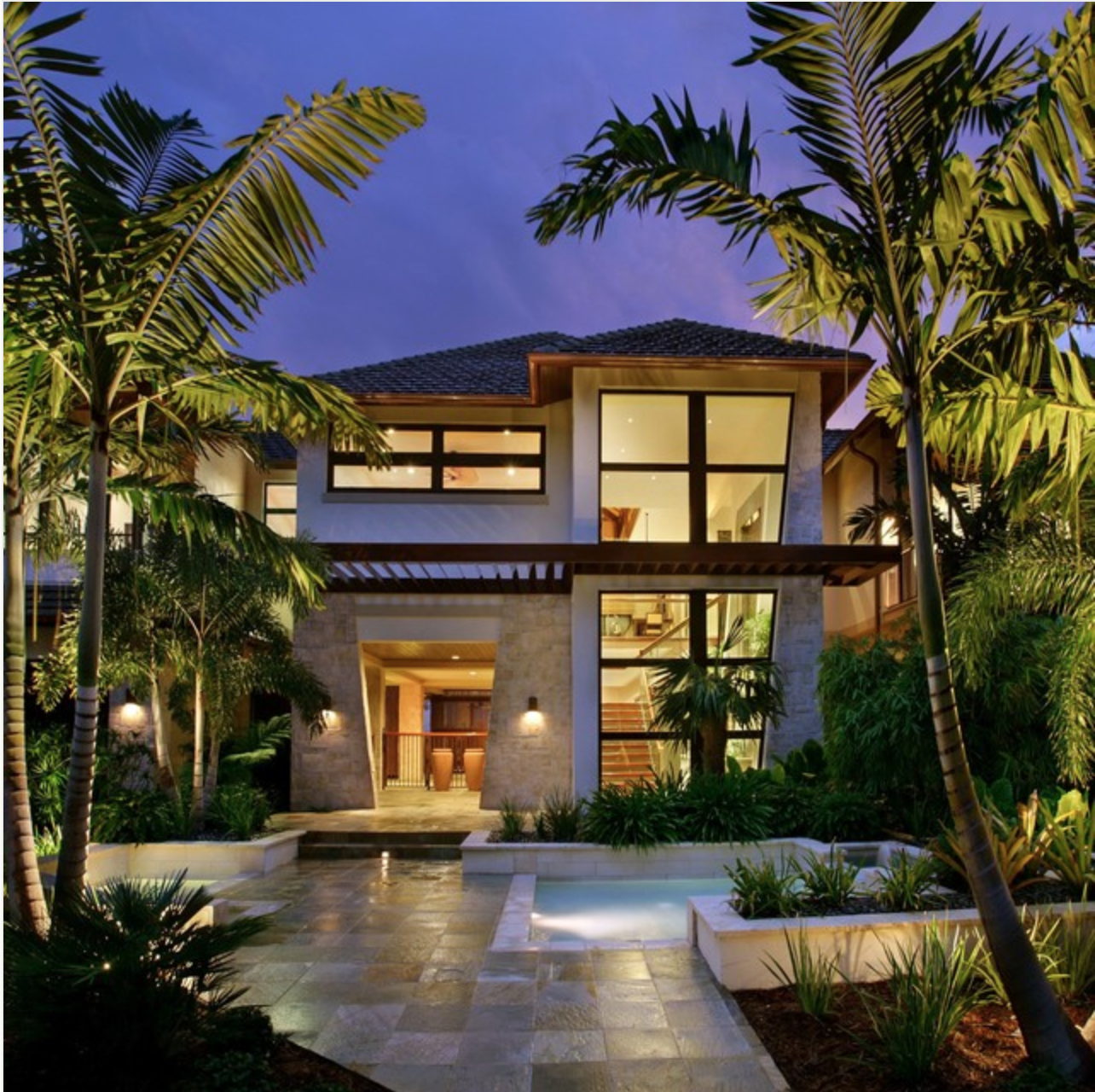 Hawaiian Home Design Ideas: Re-pinned By Www.borabound.com