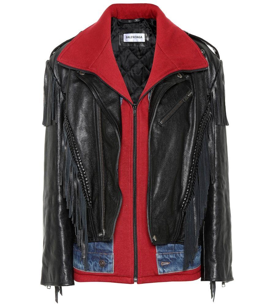 Oioninos Women Leather Jacket Slim Punk Bomber Casual Zipper Short Coat