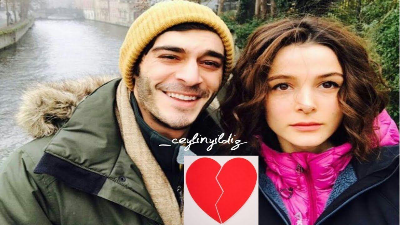 Did Burak Deniz BreakUp With His Cute Girlfriend Busra
