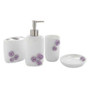 Robot Check Lotion Dispenser Bath Accessories Set Bath Accessories