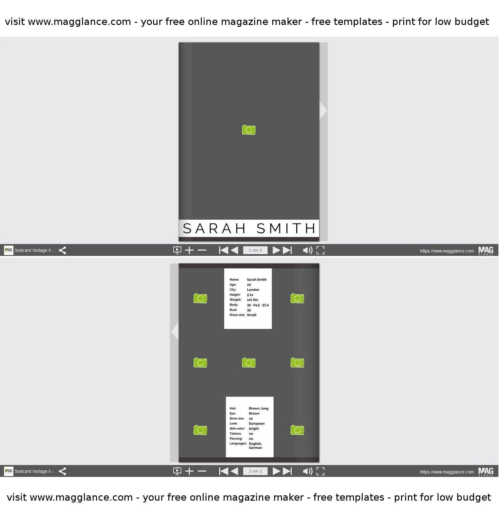model oder schauspieler sedcard kostenlos online erstellen und g nstig drucken unter https de. Black Bedroom Furniture Sets. Home Design Ideas