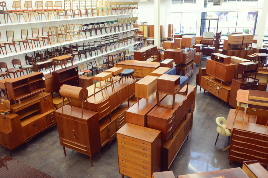 Merveilleux Mid Century Møbler Is A Berkeley Based Vintage Furniture Dealer That  Operates Like Reverse Vikings: They Raid Scandinavia (and Parts Of The UK  And Germany) ...