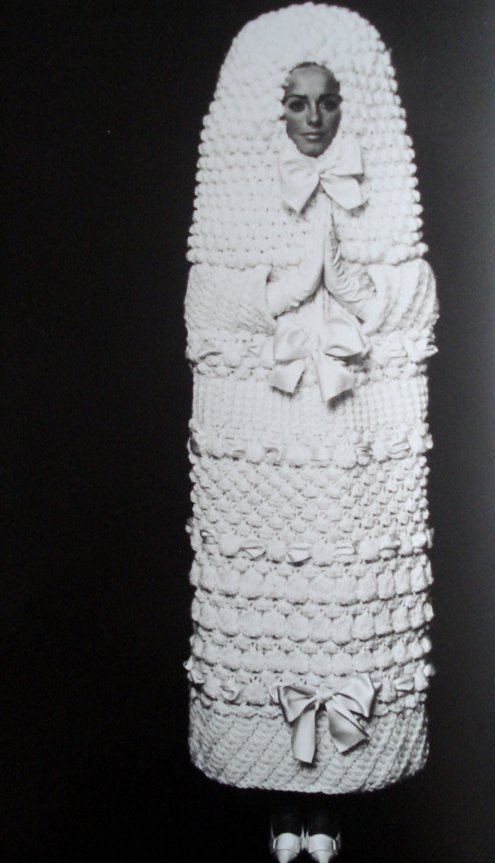 Robe mariee ysl