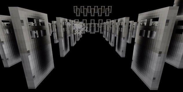 Dimensional Doors Mod For Minecraft 1 6 4 1 7 2 1 7 4 1 7 5 Minecraft Mods Minecraft Minecraft 1