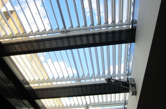 Horiso - Rack Arm Systems Residential | Modern shade, Residential, Shade  structure