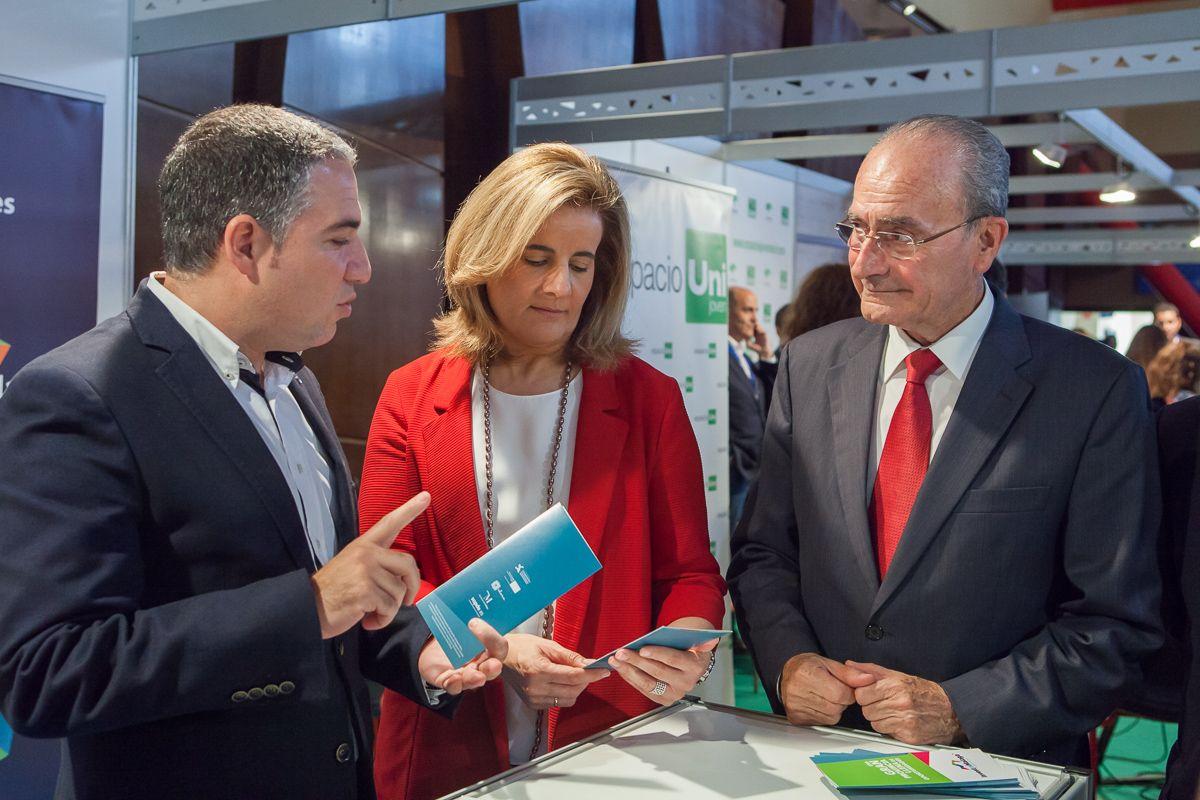4ª edición del Foro Ser Emprendedor, celebrada el 28 de octubre de 2015 en el Palacio de Ferias y Congresos de Málaga (Fycma)   www.foroseremprendedor.com