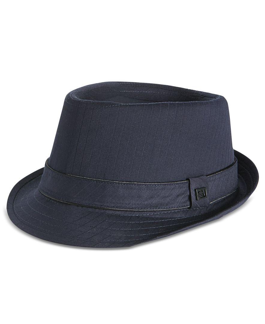 9898bd77120c1 Sean John Men s Herringbone Diamond Hat
