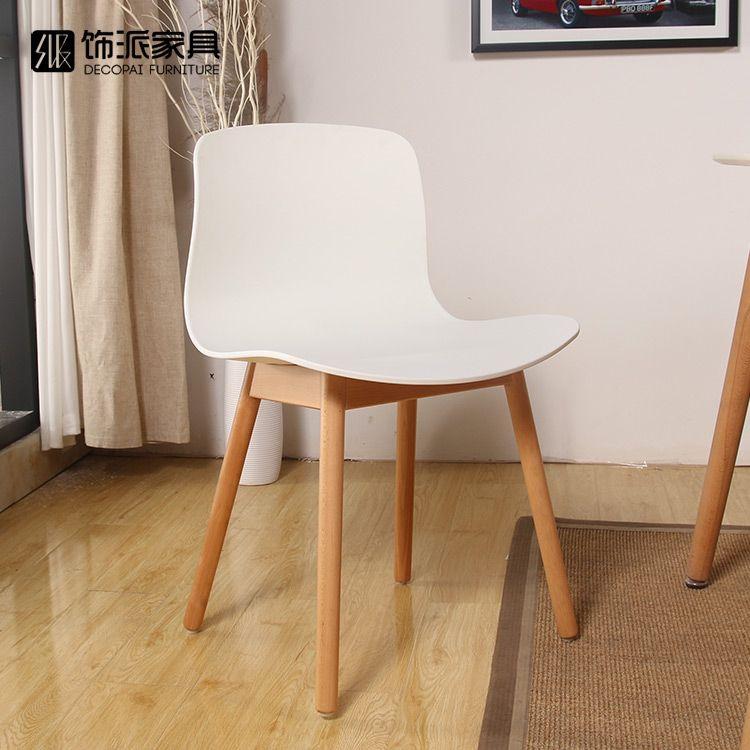 Cheap Deco mobili sedia senza braccia sedia da pranzo sedia da pranzo dovrebbe essere il Nordic faggio Hale casa sedia, Compro Qualità Sedie da pranzo direttamente da fornitori della Cina: oggetto applicabile: AdultoPIETRA